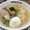 鴨と鶏 中華そば  大林 - 料理写真: