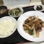 中華料理梅園 - 料理写真:
