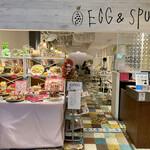EGG & SPUMA -