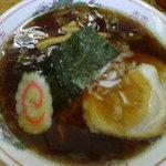 武富屋 - だいぶ前に食べたラーメン(並)