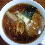 三番亭 - 以前食べたラーメン
