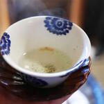 未在 - 梅の香煎茶