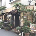 カフェ香咲 - 外観