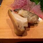 鮨芳 - つぶ貝