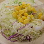 松屋 - 料理写真:生野菜