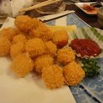鳥美喜 - チーズ揚げ