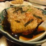 鳥美喜 - 揚げ出し豆腐