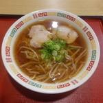 ふじや - ラーメン(並)500円