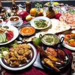 ナマステガネーシャ - 料理写真:デリコース 3,500円