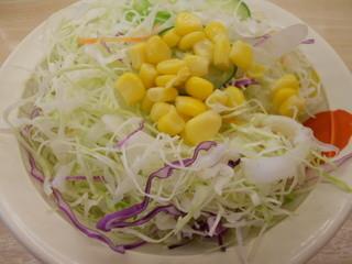 松屋 - 生野菜