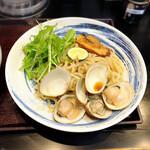 春夏秋灯 分家 - ハマグリつけ麺