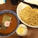 狼煙 - 料理写真:【限定】秩父味噌熱盛り並+ニンニク 1000+10円