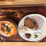 and garden museum cafe - 料理写真: