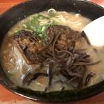 前橋とんこつ 味楽留 - 料理写真:料理