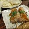 焼鳥 弁慶 - 料理写真:ミソバラ 150円/本