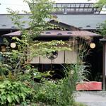 しげの屋 - 群馬県と長野県の県境にあるカフェ