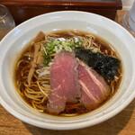 花うさぎ - 料理写真:魚介鶏出汁ラーメン!