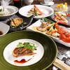鉄板Diner JAKEN - 料理写真:VIPコース