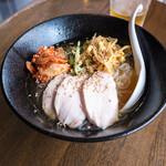 クラフト ビア マーケット - 冷麺