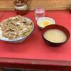 名物 スタ丼 サッポロラーメン - 料理写真: