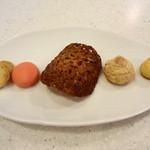 Le Petit Courageux - 小菓子