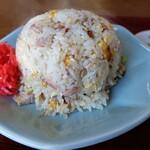 麺棒栄来パート2 - 料理写真:チャーハン:税込600円