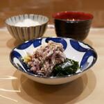 新宿割烹 中嶋 - 料理写真: