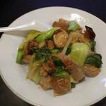 鴻園 - 料理写真:「牛肉かけご飯」950円