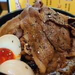 武士道 - 黒醤油肉侍♪
