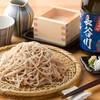 そば 長谷川 - 料理写真:こだわりの蕎麦