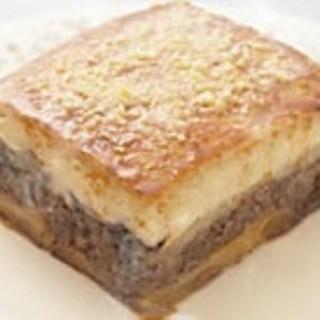 ムサカ!ギリシャの代表的な料理です!