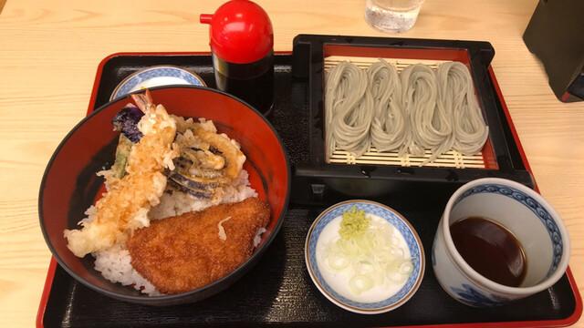 こんごう庵 湯島店の料理の写真