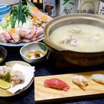 博多割烹 州二郎 - 水炊き宴コース 3500円