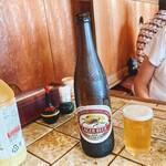 うなぎ 松琴楼 - 瓶ビール