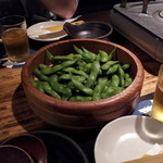 居酒屋 土間土間 - 枝豆