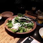 居酒屋 土間土間 - サラダ
