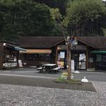 立川パーキングエリア(下り線)スナックコーナー - 何かないかなー