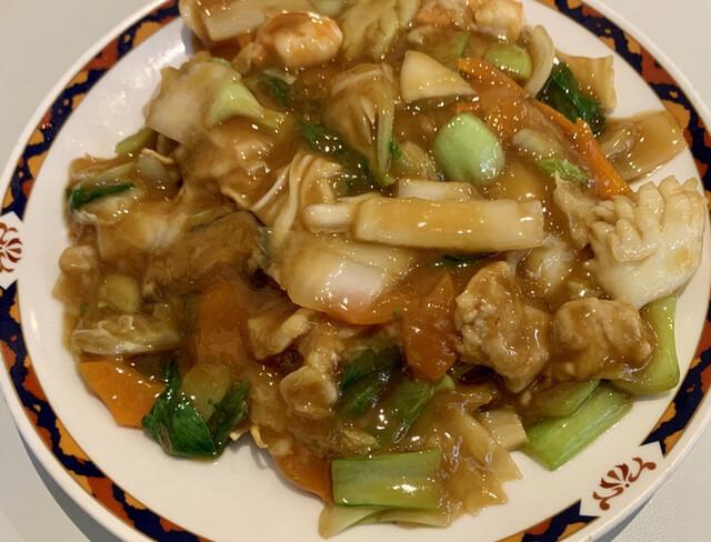 中国料理 華山の料理の写真