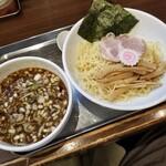東京らぁめん ちよだ - 醤油つけ麺