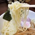 東京らぁめん ちよだ - 麺リフ