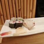 すし処 多加良 - ランチ寿司(2020年9月)