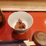 すし処 多加良 - マグロの煮物(2020年9月)