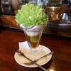 煎豆茶館 杣 - 料理写真:シャインマスカットのパフェ