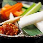 くらくら - 豚味噌野菜スティック