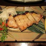 創作ダイニング 凛 - 豚ロースの塩麹漬け