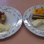 エル ペスカドール - 手作り感が良い美味しいケーキ!