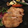 旬菜イチバ陣屋門 - 料理写真:つくば鶏塩焼き