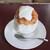 喫茶 緑 - 料理写真:いちじくフロマージュ☆
