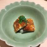 136193387 - 岡山・青鰻の飯蒸し