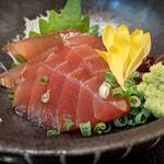 華花 - 漬けマグロ(漬けマグロと本日の焼魚定食)